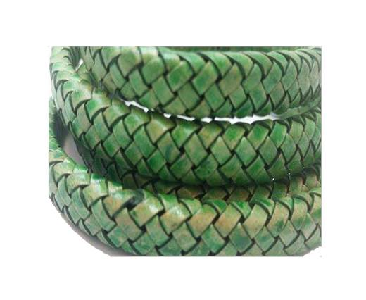 Oval Regaliz braided cords - SE PB 01