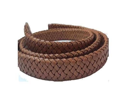Oval Regaliz braided cords - SE.PB.04