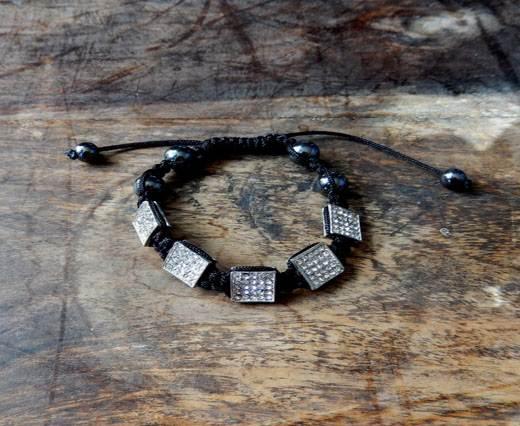 Buy PearlBracelet05 - Black at wholesale prices