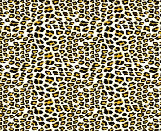 Print 13- Hair-On Cow Hide Leather