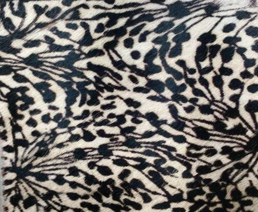 Print 14- Hair-On Cow Hide Leather