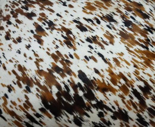 Print 15- Hair-On Cow Hide Leather