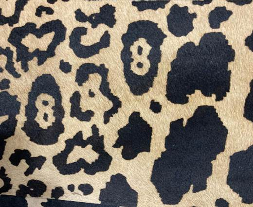 Print 6- Hair-On Cow Hide Leather