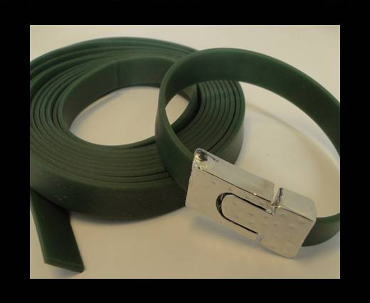 PVC-Bands-10mm-Dark Green