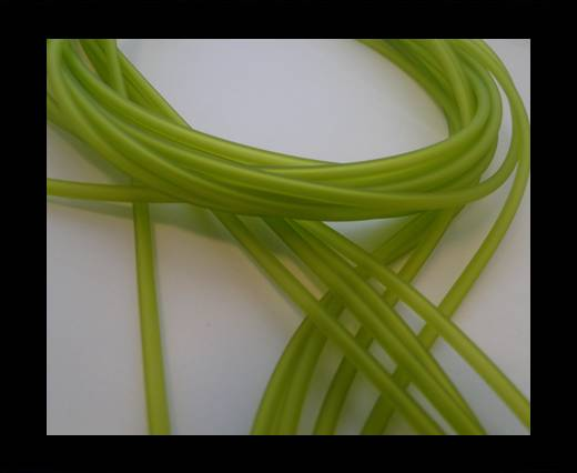 PVC-Round-3mm-Light Green