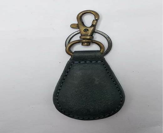 Buy KeyChain-Plain-style1-DARK GREY  at wholesale prices