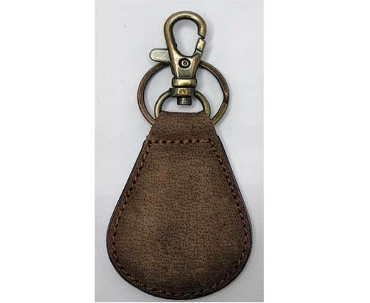 Buy KeyChain-Plain-style1-GREY BROWN at wholesale prices