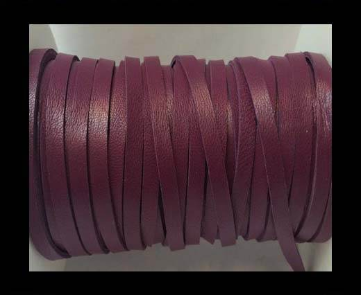 Real Nappa Leather-Double Cut-5mm-Violet