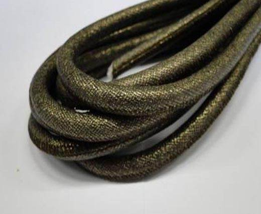Real Nappa Leather Cords- Bronze-8mm