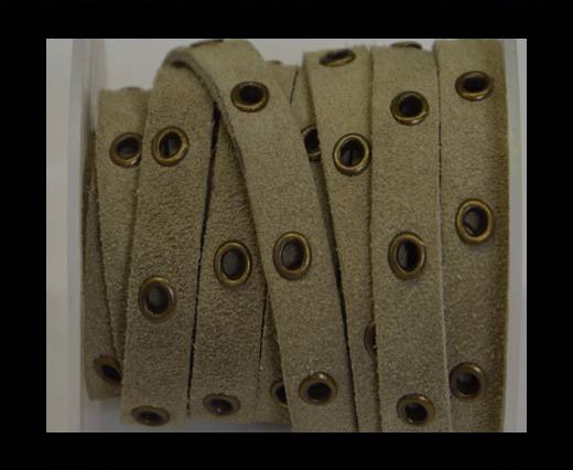 Real Suede Leather with Rivet -SE/SHR/10-10mm