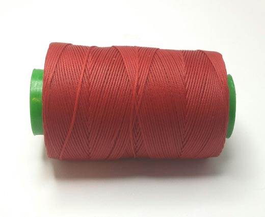 1.2mm-Nylon-Waxed-Thread-Red 9378