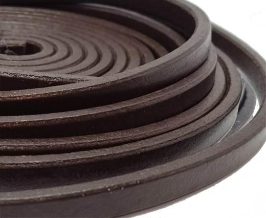Regaliz Leather Vintage-10mm*6mm-brown