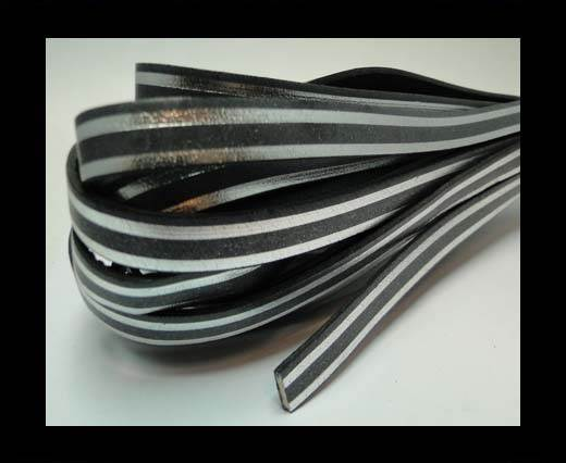Buy RFL-10MM with stripes on both sides-Grey with silver at wholesale prices