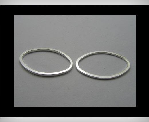 Rings FI7026-Silver-17x25mm