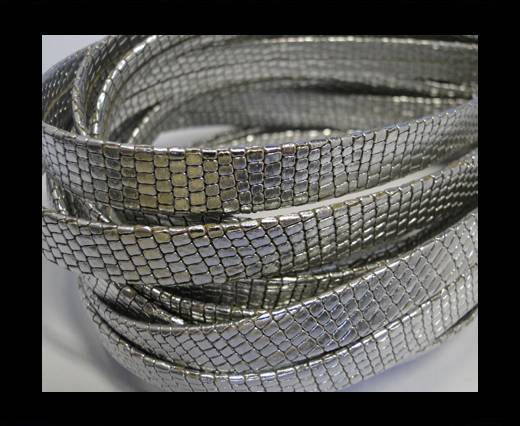 Buy RNL - flat - Snake Style Grey - 10 mm at wholesale prices