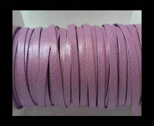 RNL-Flat Reinforced -5mm -light violet with pattern