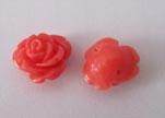 Rose Flower-32mm-Rose