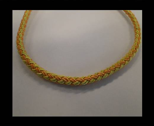 Buy Round-Braid-Cotton-Orange & Yellow at wholesale prices