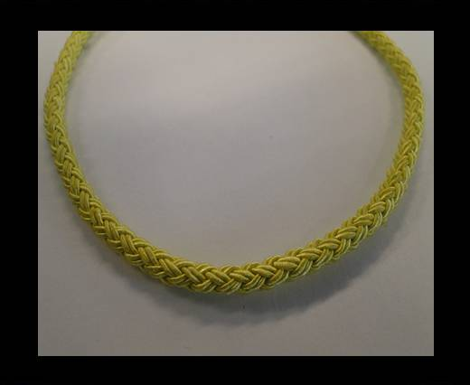 Buy Round-Braid-Cotton-Yellow at wholesale prices