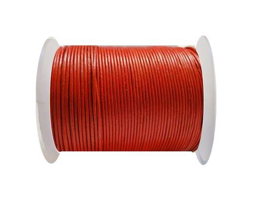Round Leather Cord  SE-R-05 - 1mm