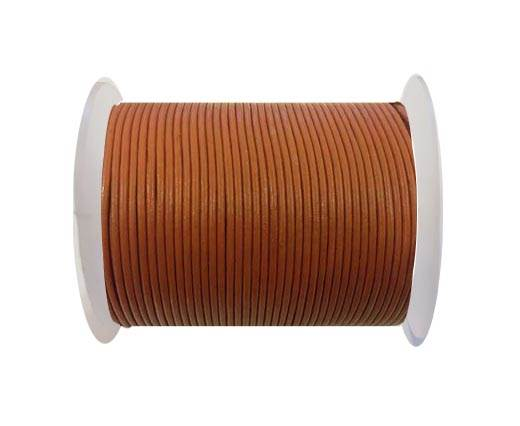 Round leather cord-2mm-SE-R-20