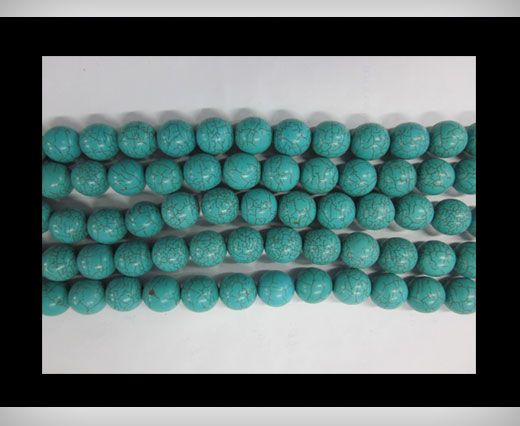 Buy Round Turquoise at wholesale prices