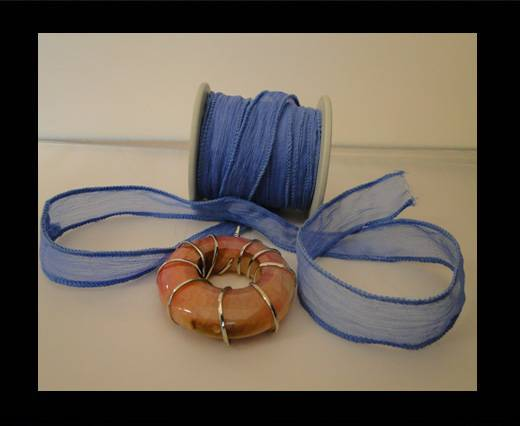 Buy SC-Silk-Ribbon-Light Blue Grey at wholesale prices