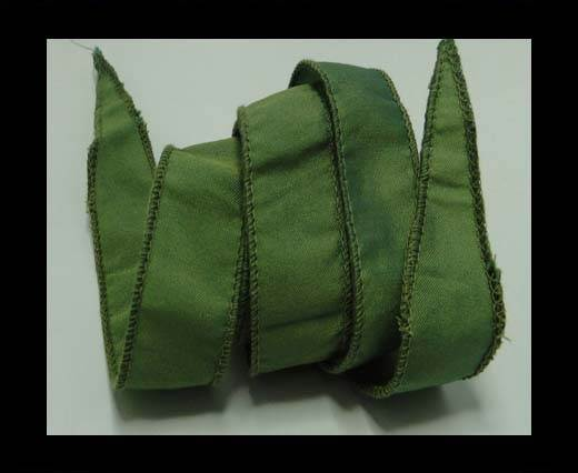 Buy SC-Silk-Taper-1-Green-2,5cms at wholesale prices