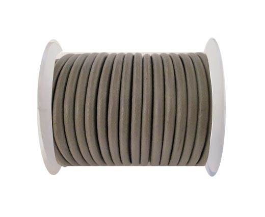 Round Leather Cord SE-R-28-4mm
