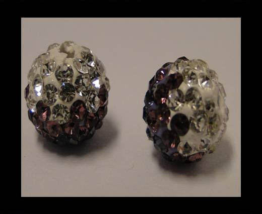 Buy Shamballa-12mm-Tri Amethyst at wholesale prices