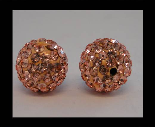 Shamballa-Bead-14mm-Peach