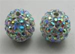 Shamballa-Bead-6mm-Crystal AB
