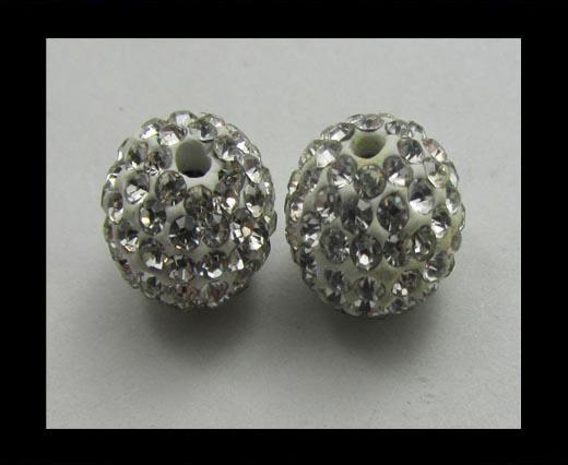 Buy Shamballa-Bead-8mm-Crystal at wholesale prices