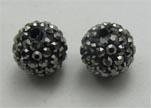 Shamballa-Bead-8mm-Hematite