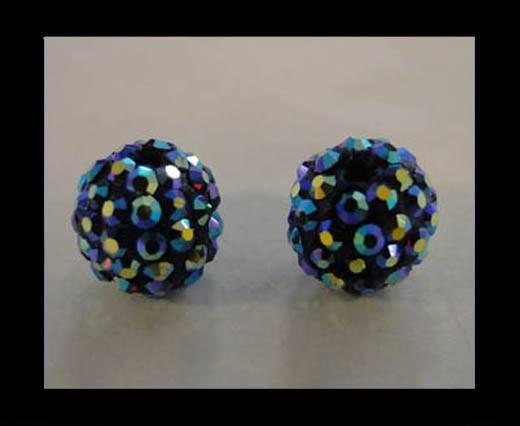 Buy Shamballa-Bead-8mm-Amethyst AB at wholesale prices