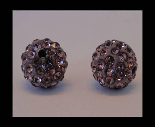 Buy Shamballa-Bead-8mm-Light Amethyst at wholesale prices