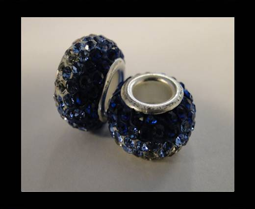 Shamballa-Big Hole-Tri Saphire