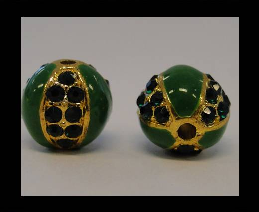 Shamballa-CA-4242 -Gold Peridot