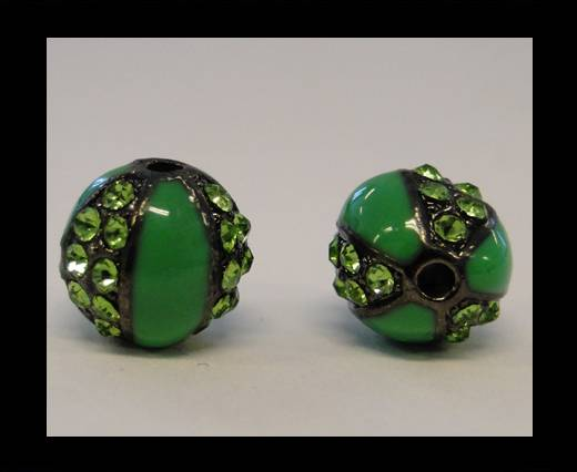 Shamballa-CA-4242 -Antique Peridot