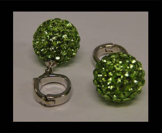 Buy Shamballa-HC-10mm- Peridot at wholesale prices