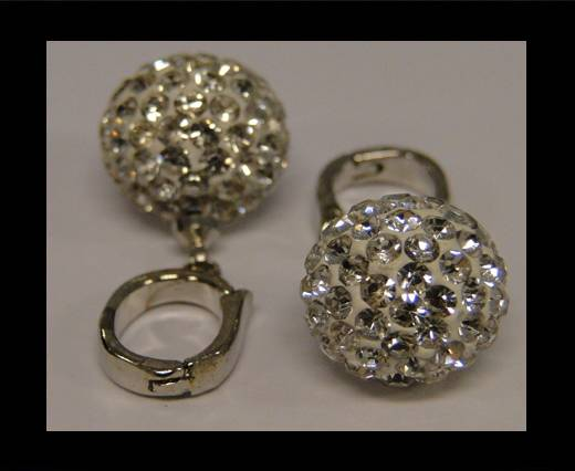 Buy Shamballa-HC-12mm-Crystal at wholesale prices