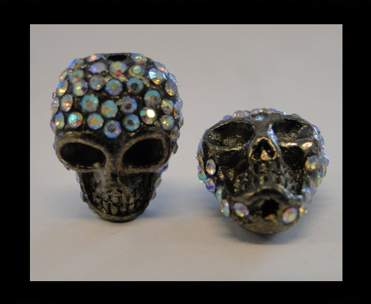 Buy Shamballa Skull-Crystal AB at wholesale prices