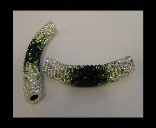 Buy Shamballa-Tube-Olivine at wholesale prices