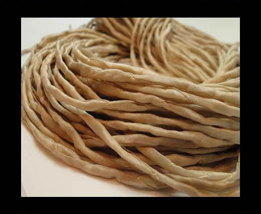 Buy Silk Cords - 2mm - Round -65 Beige at wholesale prices