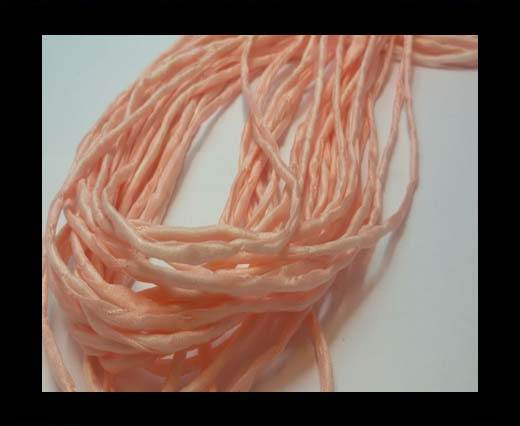 Buy Silk Cords - 2mm - Round -PEACH at wholesale prices