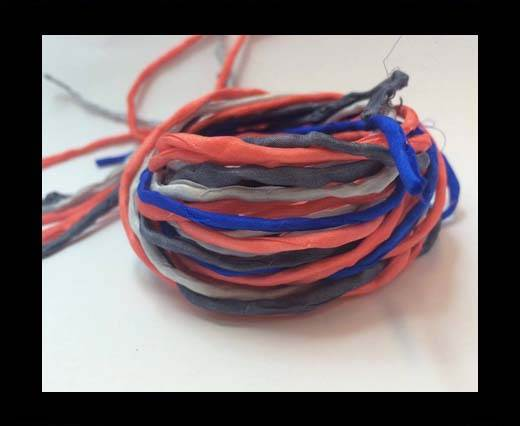 Silk Cords - 2mm - Round -29621 - mixed 1