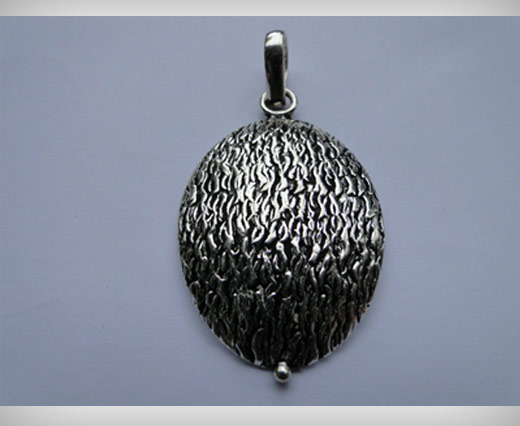 Silver Plated Pendal SE-1469