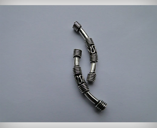 Buy Silver Plated Tubes SE-1472 at wholesale prices