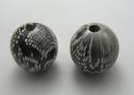 Snake Wooden Beads NSSB-03