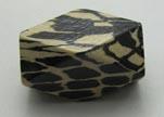 Snake Wooden Beads NSSB-05